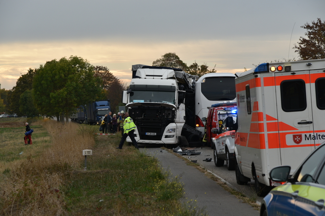 Speyer Unfall