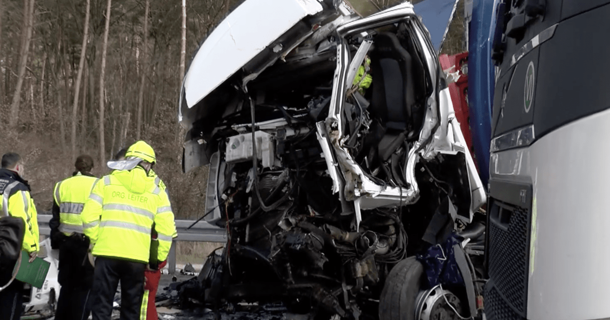 Unfall A 5 Heute