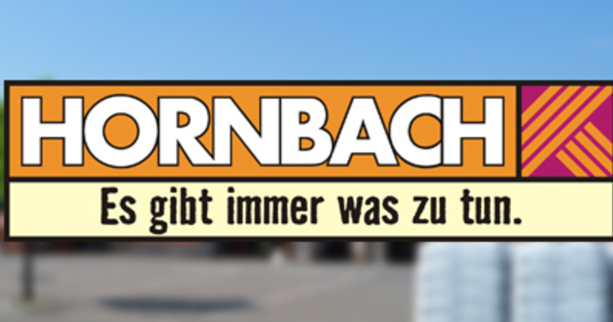 neustadt hornbach startet erfolgreich ins gesch ftsjahr rhein neckar fernsehen. Black Bedroom Furniture Sets. Home Design Ideas