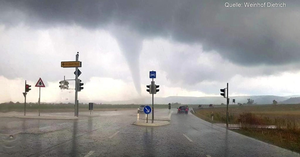 Bobenheim Tornado