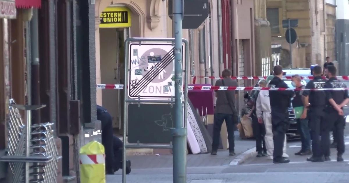 Mannheim Banküberfall