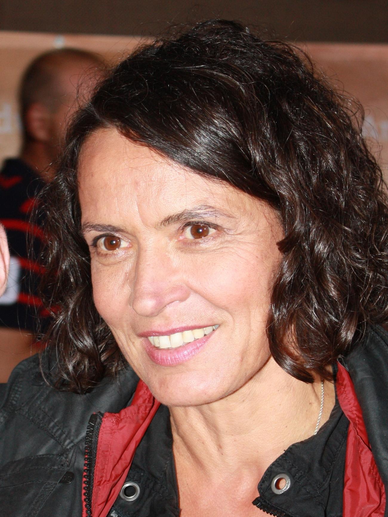 Ulrike Folkerts 2013, © Bild: René Kirchhoff CC BY-SA 3.0