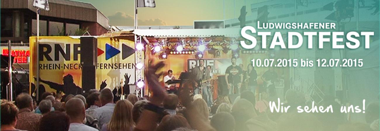 Stadtfest Ludwigshafen Programm
