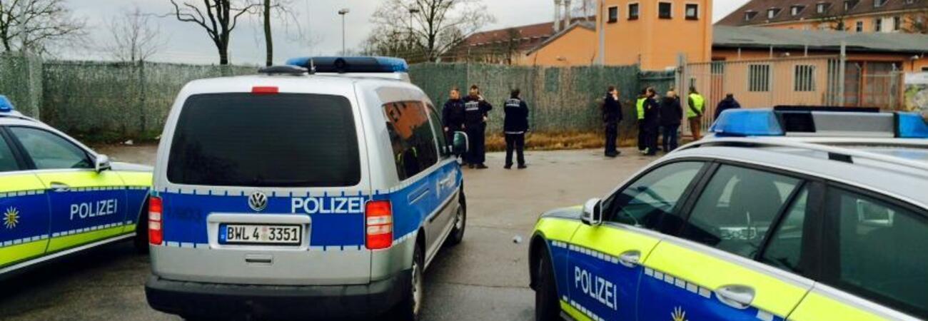 Polizeieinsatz Ludwigshafen Heute