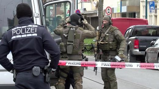 Banküberfall Mannheim